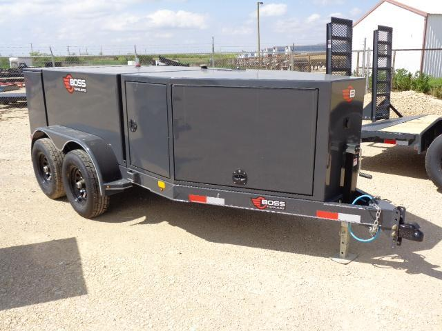 2021 Farm Boss 590 Gallon 10k Fuel Tank Trailer