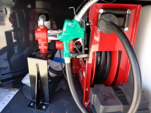 2021 Farm Boss 590 Gallon 10k Fuel Tank Trailer