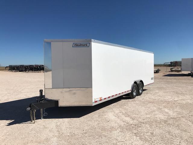 "2022 Haulmark 8' 5"" x 24' Enclosed Cargo Trailer"