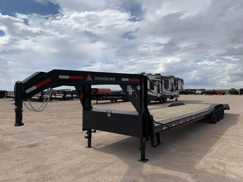 2022 RawMaxx 36' Equipment Trailer