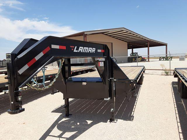 2020 Lamar Trailers Extreme Duty Deck-Over (FD) 20K - 24K Flatbed Trailer