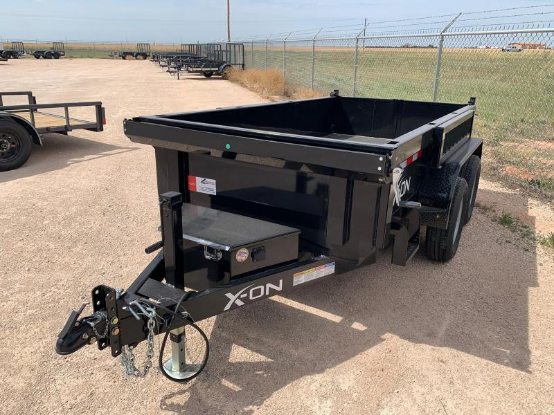 2020 X-On 60 X 10 DUMP TRAILER 7K Other Trailer