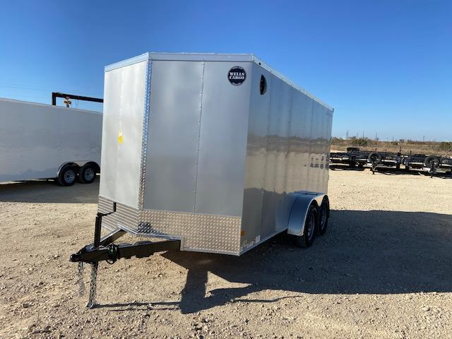 2021 Haulmax 7' x 14' Enclosed Cargo Trailer