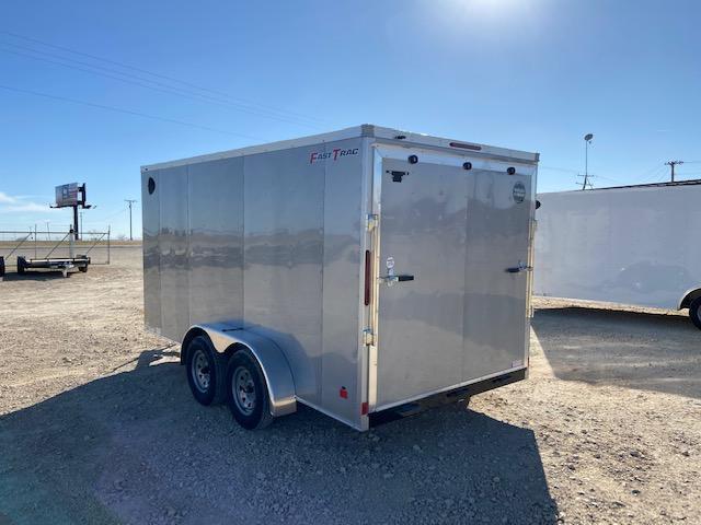 2021 Haulmax 7' x 14' Enclosed Cargo Trailer
