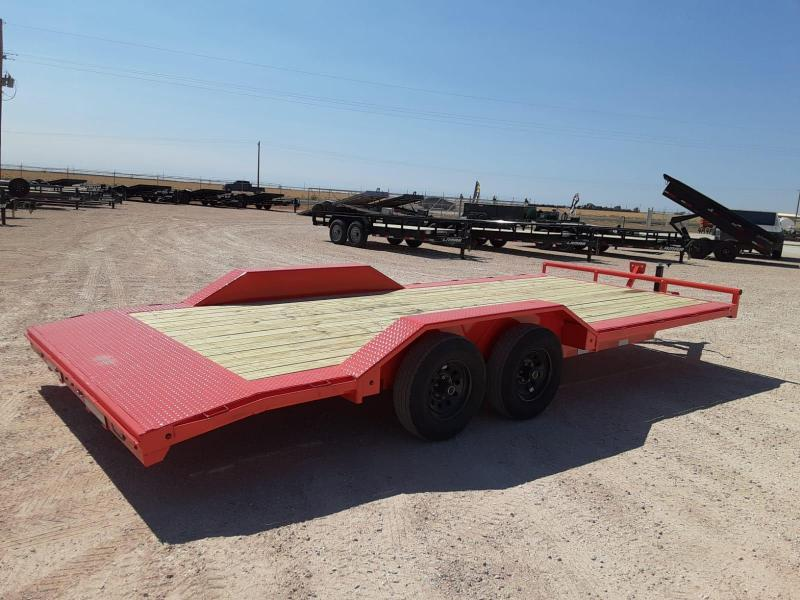 2021 Lamar Trailers 102x20 Car / Racing Trailer