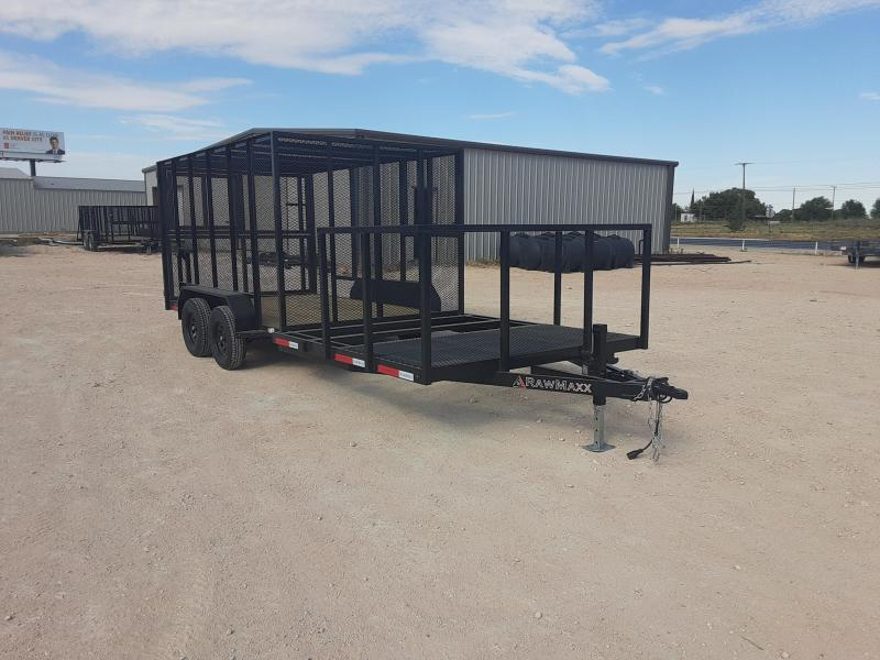 2021 Other RAWMAXX 83X20 COMBO 7K Other Trailer