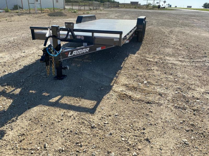 "2020 Lamar 83"" x 20' Equipment Trailer"