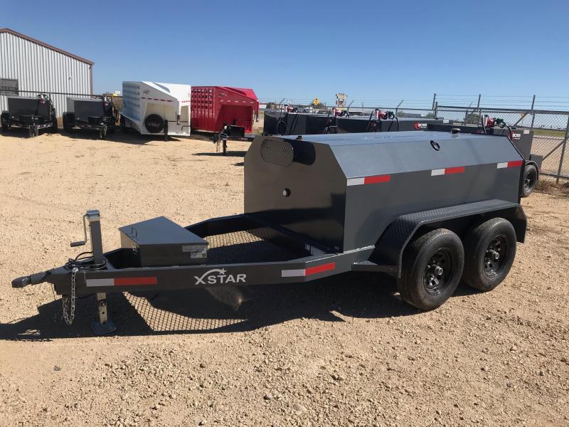 2021 X-STAR 750 GALLON Fuel Trailer