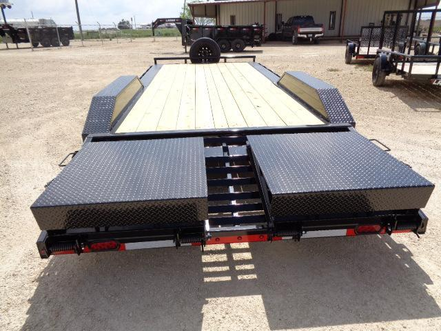 2021 Lamar Trailers H6 102X22 14K HD Equipment Trailer