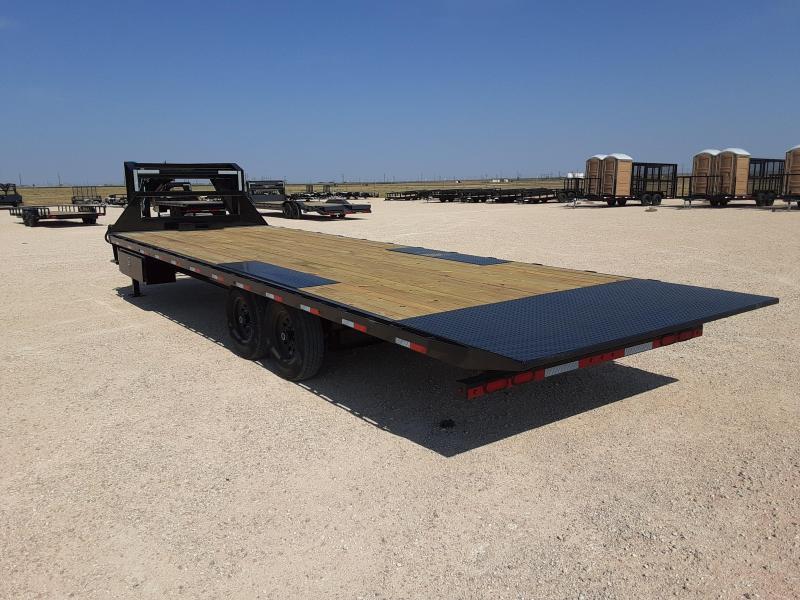 2021 Lamar Trailers 102x26 HD Deck-Over Tilt 14K Equipment Trailer