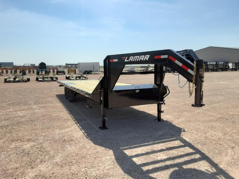 2021 Lamar Trailers 102x26 HD Deck-Over Tilt 14K Equipment Trailer