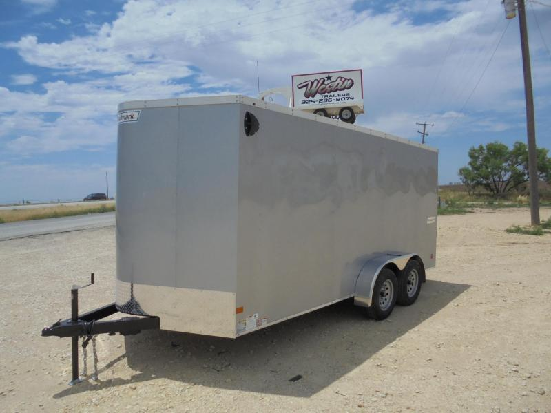 2020 Haulmark PP 7X14 7K DELUXE Enclosed Cargo Trailer
