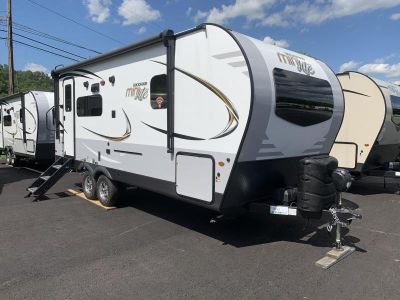 2021 Forest River ROCKWOOD MINI LITE 2205S Travel Trailer