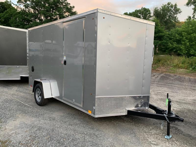 2021 Look Trailers ST SLX 7x12 3.5k Cargo / Enclosed Trailer - STLC7X12SE2DLX