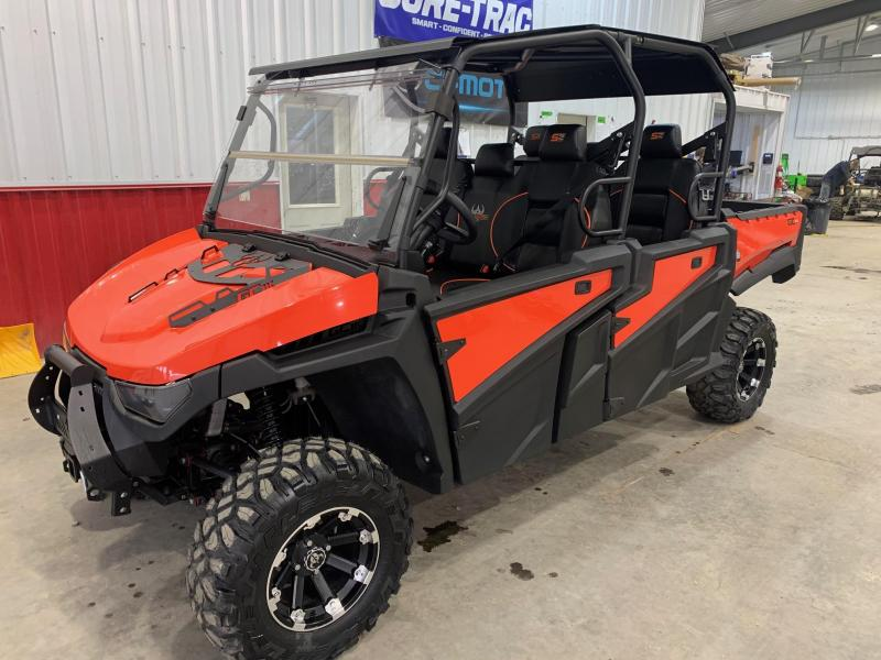 2020 INTIMIDATOR GC1K CREW STAGE 2 UTV - ROOF - WINDSHIELD - Heavy Duty Frame - Made in the USA
