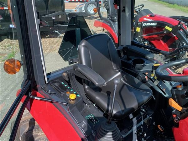 YANMAR YT235VXHIC-TL Tractor
