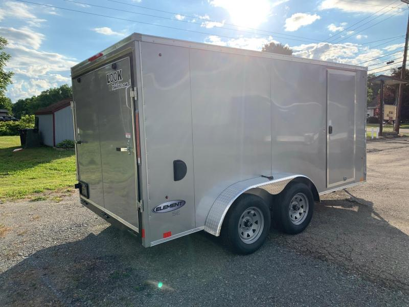 2021 Look Trailers Element SE 7x16 Cargo / Enclosed Trailer - EWLC7X14TE2SE