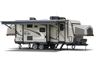 2021 Forest River ROCKWOOD ROO 21SS Travel Trailer
