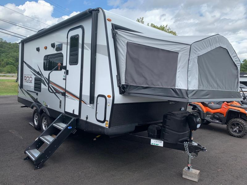 2021 Forest River ROCKWOOD ROO 21SS Travel Trailer