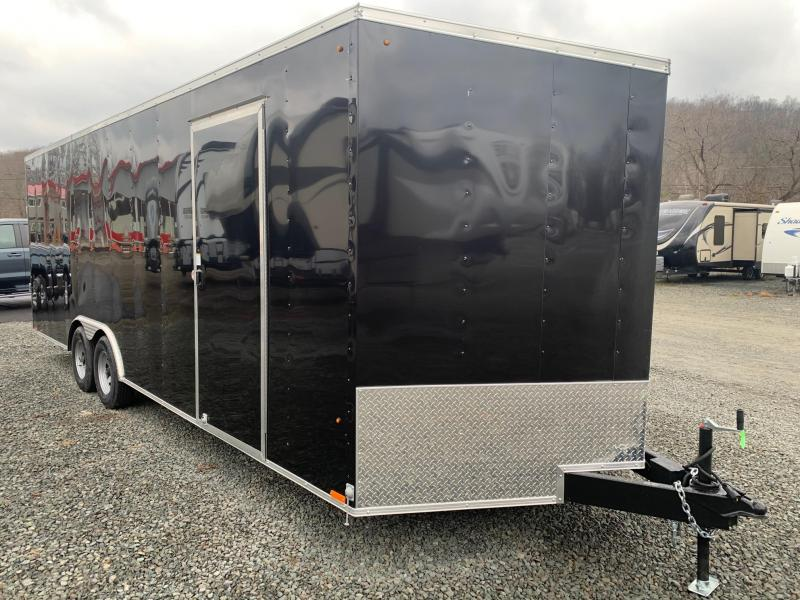 2022 Look ST DLX 8.5x24 10k Enclosed Car Trailer - ST85X24TE3