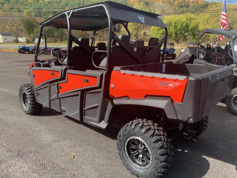 2021 Intimidator GC1K CREW STAGE 2 Utility Side-by-Side (UTV) - Roof -*Grey*  ***Expected mid November