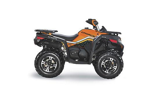 2021 CFMOTO CFORCE 600 - POWER STEERING - WINCH - ALLOY WHEELS - EXPECTED IN FEB/MARCH