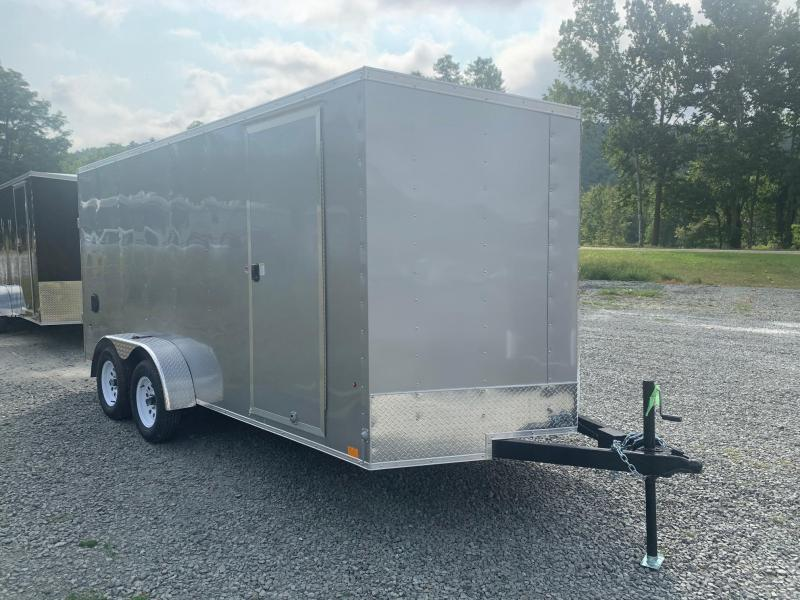 2021 Look Trailers LOOK 7x16 7k Cargo / Enclosed Trailer - STLC7X16TE2DLX