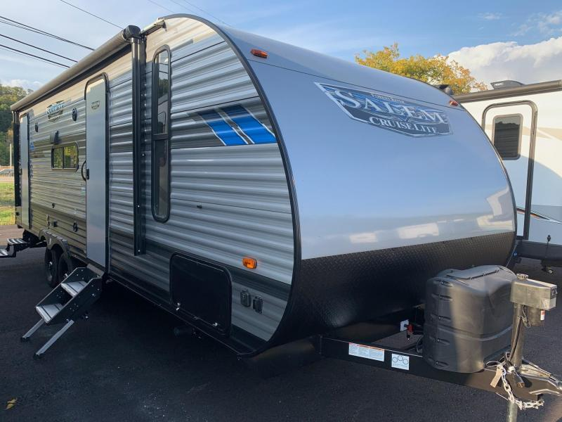 2021 Forest River SALEM CRUISE LITE 240BH Travel Trailer - Bunks