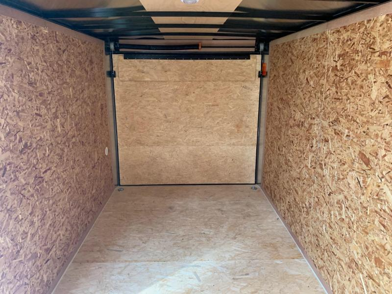 2021 Look Trailers ST DLX 7x14 7k - Cargo / Enclosed Trailer - STLC7X14TE2DLX