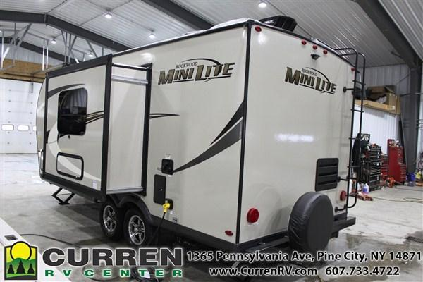 2020 Forest River Inc. ROCKWOOD 2109S Travel Trailer