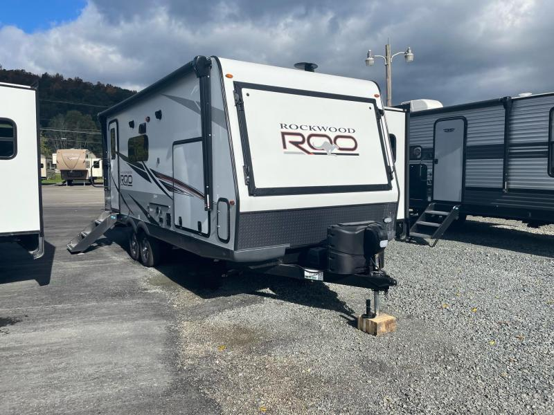 2022 Forest River ROCKWOOD 235S ROO Travel Trailer