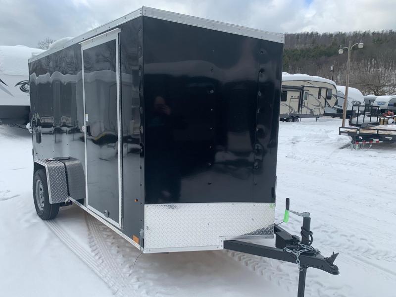 2021 LOOK ST DLX 6X12 3.5K Cargo / Enclosed Trailer - STLC6X12SE2DLX