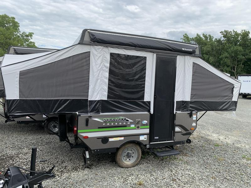 2021 Forest River ROCKWOOD Freedom 1640LTD Popup Camper