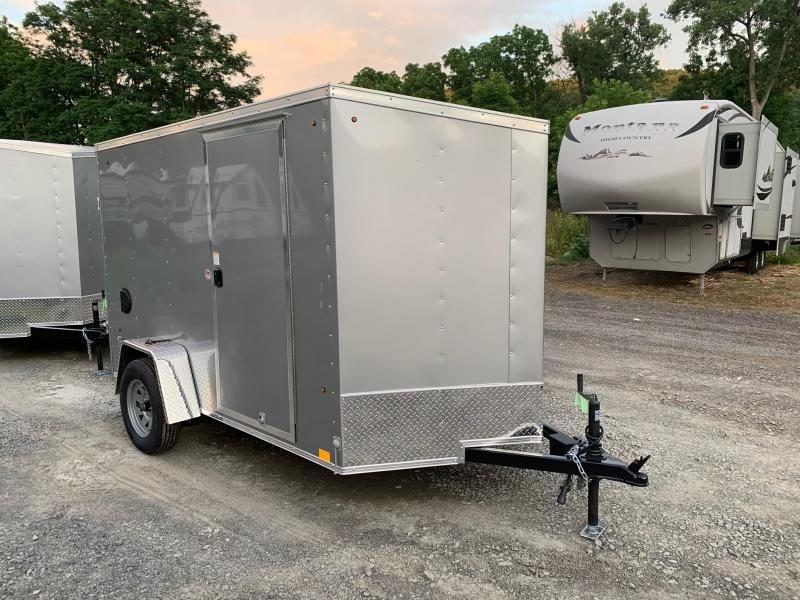 2021 Look Trailers ST DLX 6x10 3.5k Cargo / Enclosed Trailer - STLC6X10SE2DLX