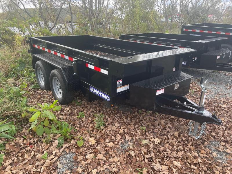 2022 SURE-TRAC 5x10 7k Dump Trailer - ST6210D-B-070