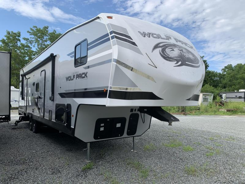 2021 Forest River CHEROKEE WOLF PACK 315PACK12 Fifth Wheel Toy Hauler