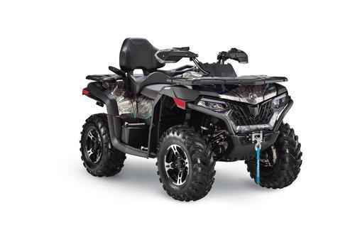2020 CFMOTO CForce 600 Touring Camo ATV