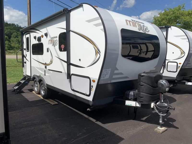 2020 Forest River ROCKWOOD 2109S Travel Trailer