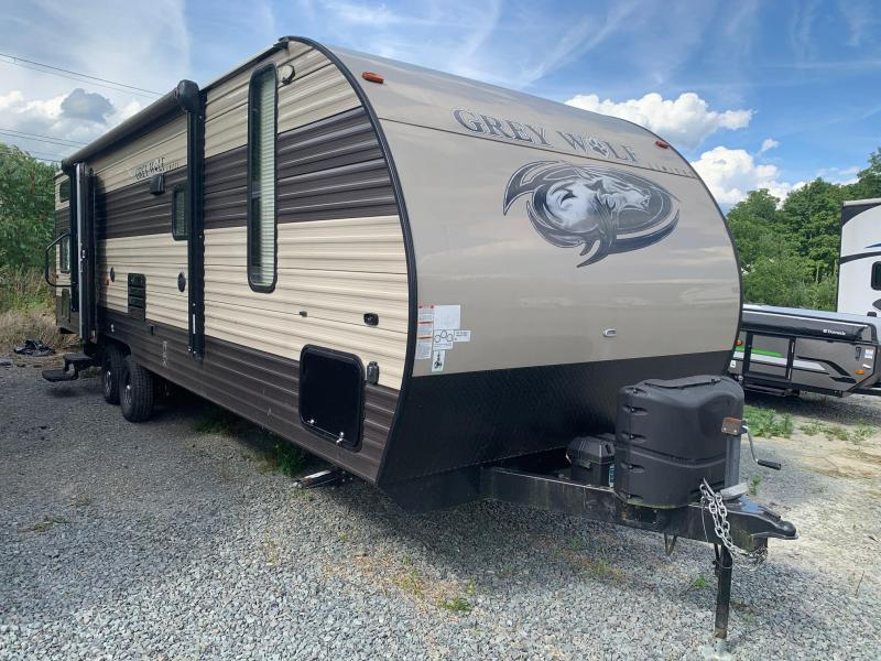 2017 Forest River CHEROKEE 26CKSE GREY WOLF Travel Trailer