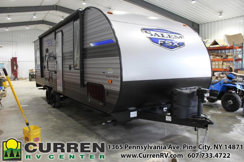 2021 Salem FSX 210RT Travel Trailer Toy Hauler