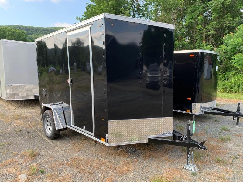 2021 Look Trailers ST DLX 6x10 3.5k Cargo / Enclosed Trailer - STLC6X10SE2DLX