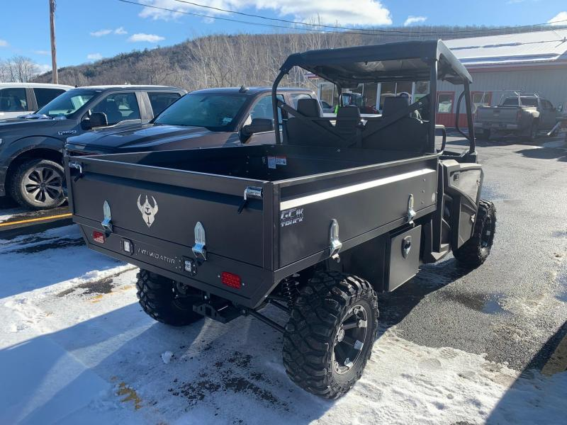 2021 Intimidator GC1K TRUCK Utility Side-by-Side (UTV) - Roof - Alloy Wheels - Power Dump Bed - Power Steering - Large Dump Bed with Fold Down Sides - Made in the USA