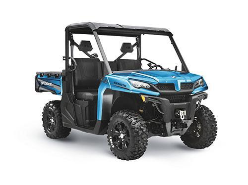 2021 CFMOTO UFORCE 1000 Utility Side-by-Side (UTV) - BENCH SEAT - ROOF - POWER STEERING - WINCH - ALLOY WHEELS - EXPECTED IN JULY/AUGUST