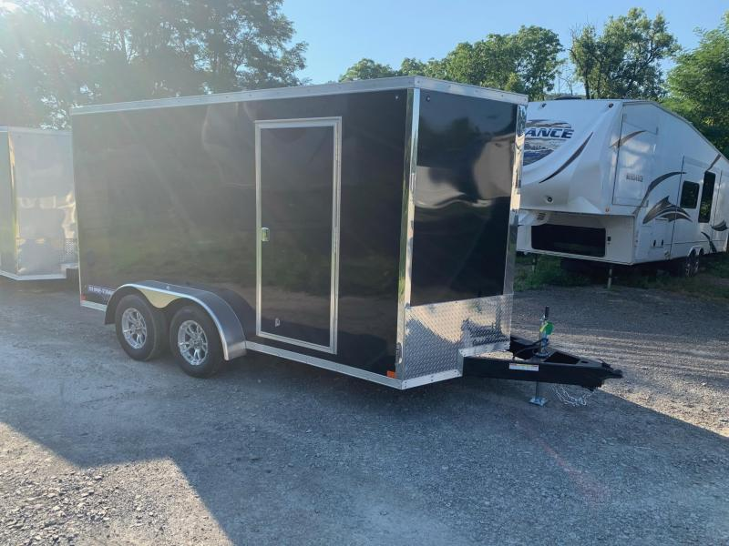 2020 SURE-TRAC PRO SERIES WEDGE 7x14 Cargo / Enclosed Trailer - STW8414TA