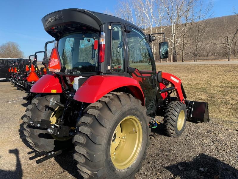 2021 YANMAR YT347C Tractor with Cab and Loader - AC - Heat - 10 Year Powertrain Warranty