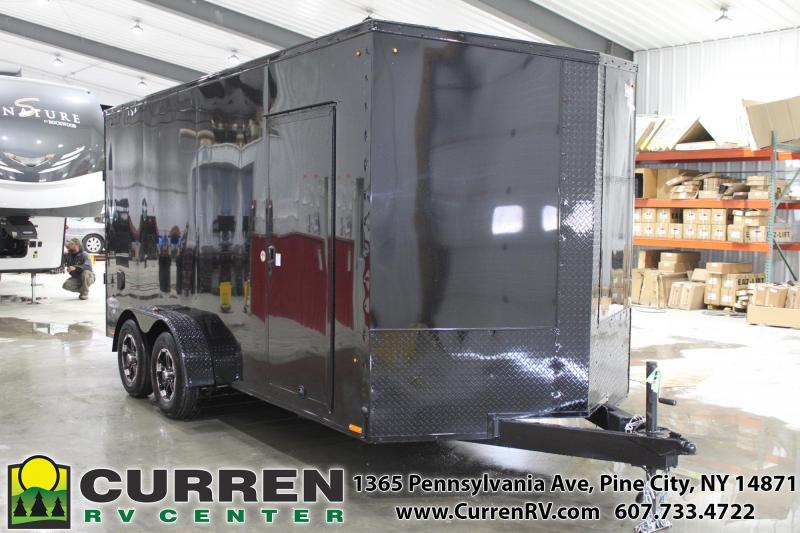 2021 Look Trailers LOOK Element EWLC7X16TE2SE Cargo / Enclosed Trailer