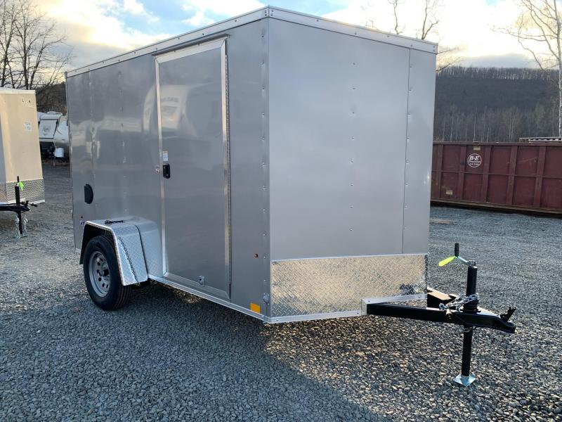 2021 Look ST DLX 6x10 3.5k Cargo / Enclosed Trailer - STLC6X10SE2DLX