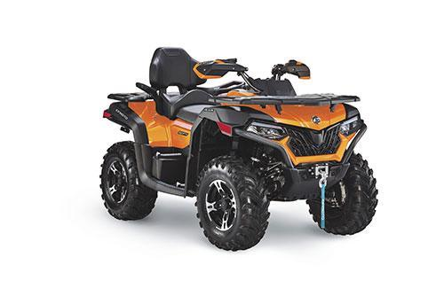 2021 CFMOTO CFORCE 600 TOURING - POWER STEERING - WINCH - ALLOY WHEELS - 2 UP SEATING - EXPECTED IN JULY/AUGUST