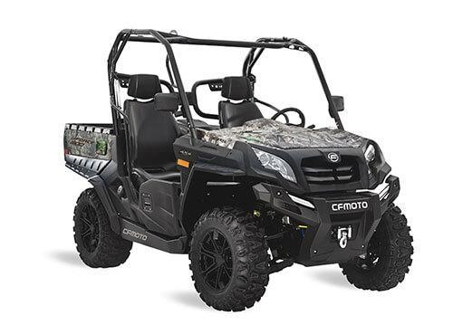2019 CFMOTO UFORCE 800 EPS Utility Side-by-Side (UTV)