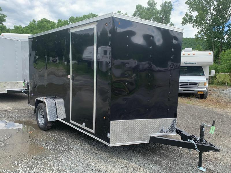 2021 Look Trailers ST DLX 7x12 3.5k - Cargo / Enclosed Trailer - STLC7X12SE2DLX